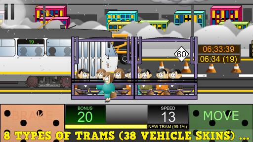 Tram Simulator 2D Premium