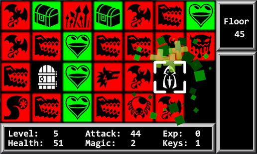 Retro RPG Puzzle quest