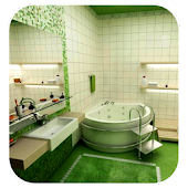 Bathroom tiles ideas and image