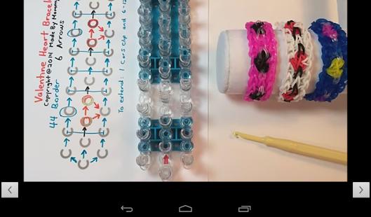 玩免費媒體與影片APP|下載Rainbow Loom Ideas Designs app不用錢|硬是要APP