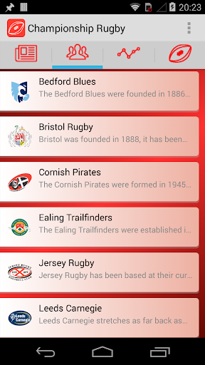 【免費運動App】Champ Rugby-APP點子