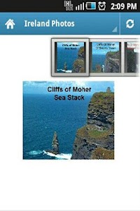 Cliffs of Moher screenshot 1