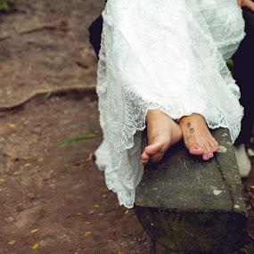 Free by Jorge Asad - Wedding Bride ( ellegance, wedding, trash, glam, bride )