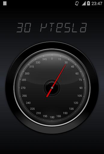 Magnetic Meter