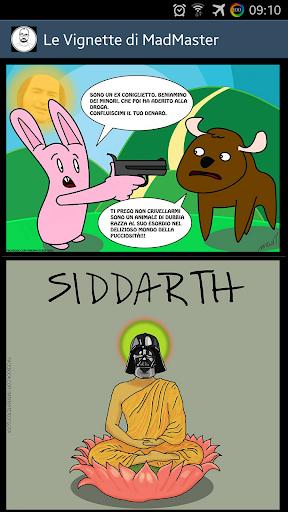 Le Vignette di Mad Master