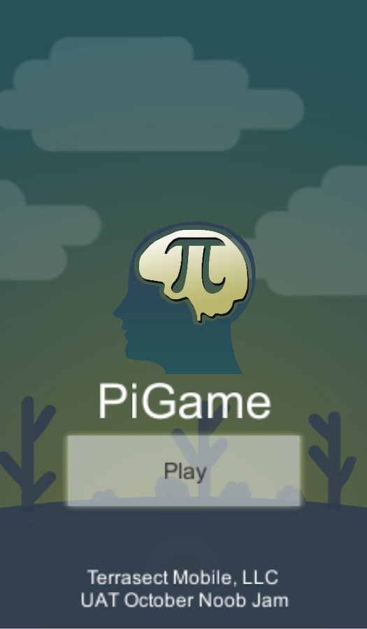 PiGame- screenshot