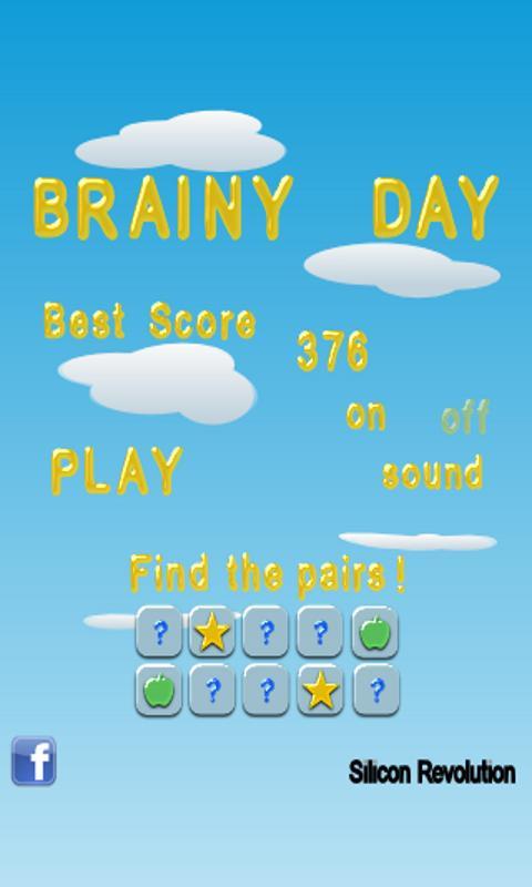 Brainy Day - screenshot