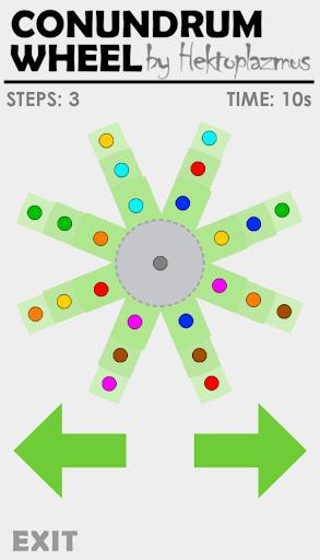 【免費解謎App】Conundrum Wheel-APP點子