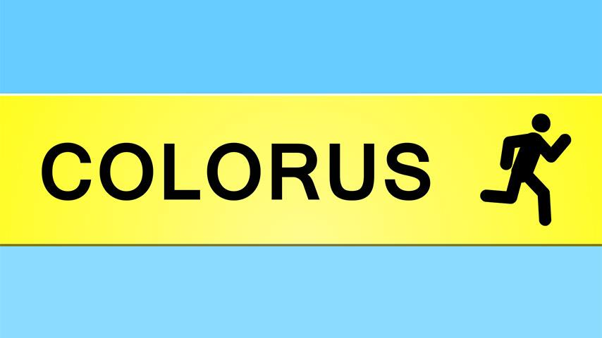COLORUS- screenshot