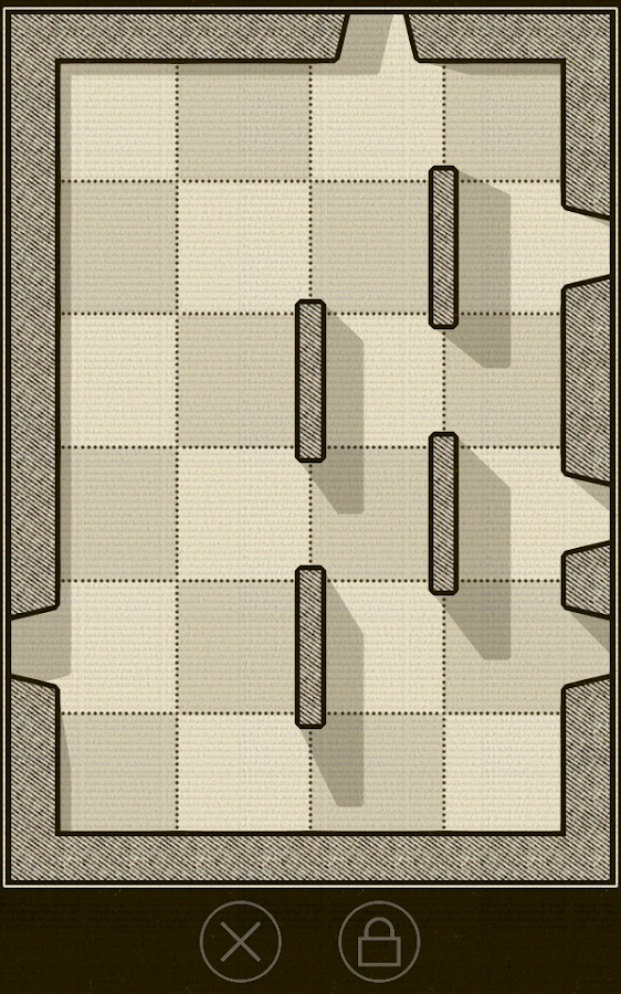Alcazar Puzzle - screenshot