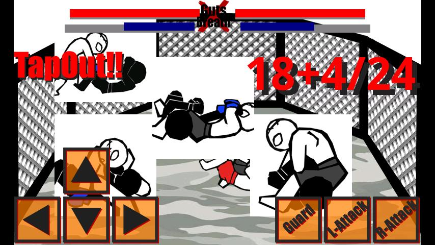 AIR de MMA 4 Android - screenshot