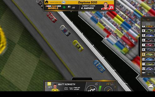 NASCAR RACEVIEW MOBILE Screenshot 17