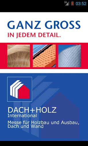 DACH+HOLZ 2014