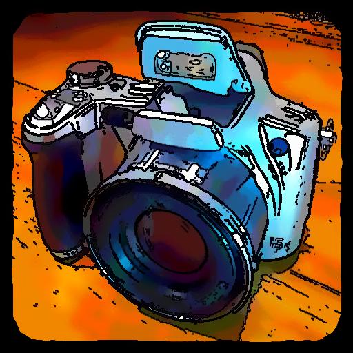 高清动画摄像机 LOGO-APP點子
