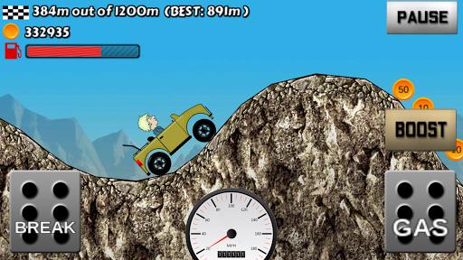 Hill Climb Racer Edition