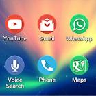 MinRound theme for LGHome icon