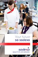 Screenshot of Sodexo Jobs