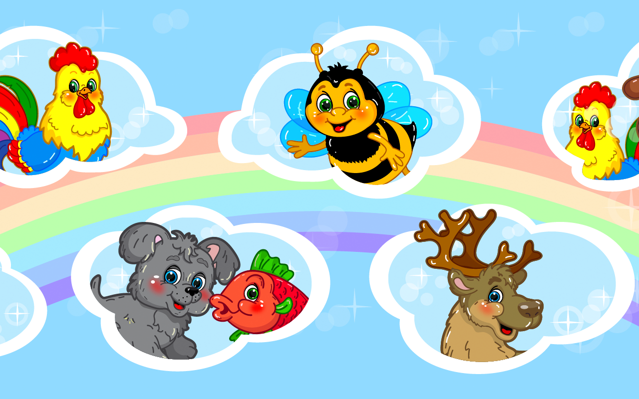 Animal puzzles for toddlers 1+ screenshot #16