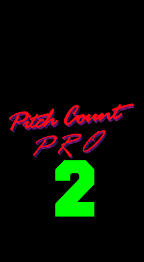 Pitch Count Pro 2