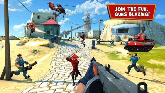 Blitz Brigade - Online FPS fun Screenshot 32