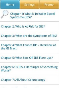 Irritable Bowel Syndrome- screenshot thumbnail