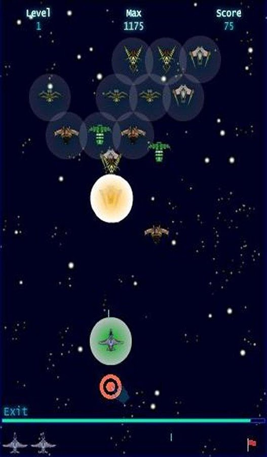 Galaxy Wars- screenshot