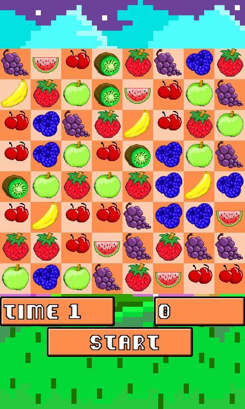 Fruit Drop Blitz- screenshot