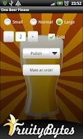 Screenshot of Order Beer Abroad FREE