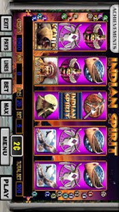 Indian Spirit Slot Machine- screenshot thumbnail