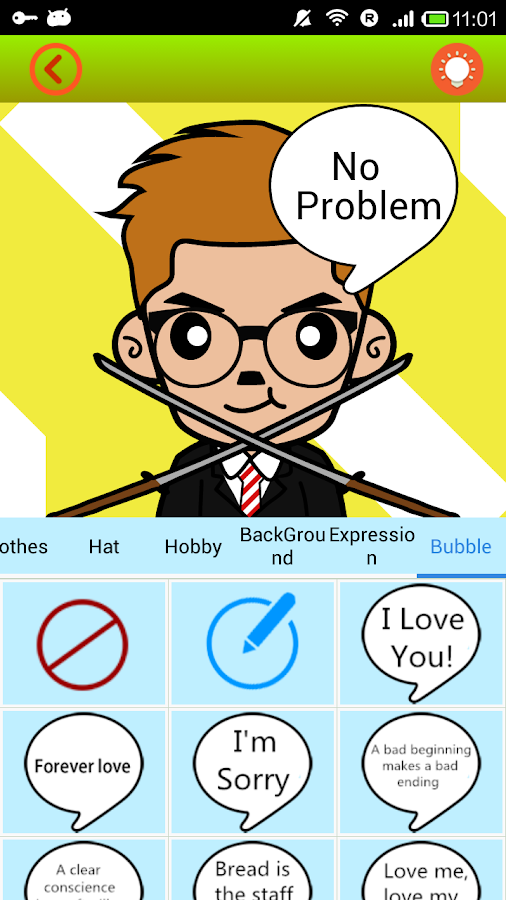 Cartoon Avatar Photo Maker- screenshot