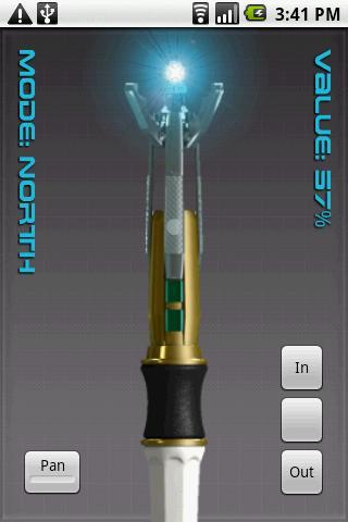 Sonic Screwdriver - screenshot