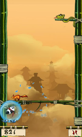 Panda Jump 1.1.7 screenshot 9241