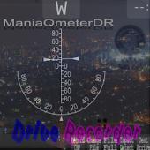 ドライブレコーダー(ManiaQmeterDR)