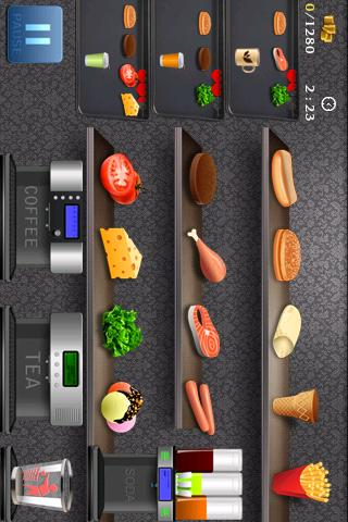 Burger Mania - screenshot