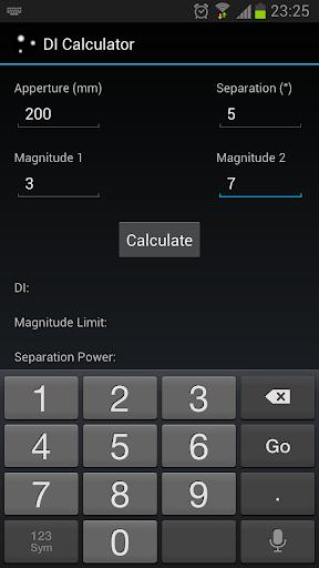 DI Calculator