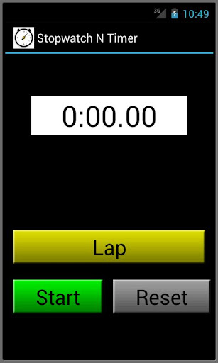 StopWatch N Timer