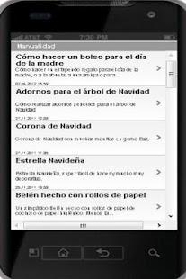 Pasatiempos y actividades - screenshot thumbnail