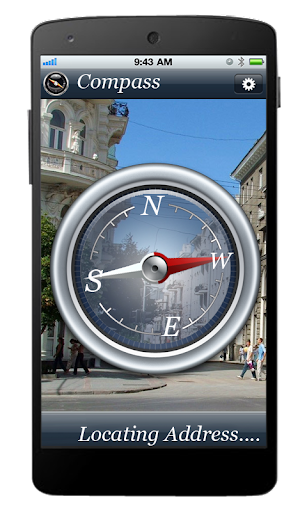 Gravity Compass
