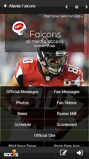 Falcons Fan Club