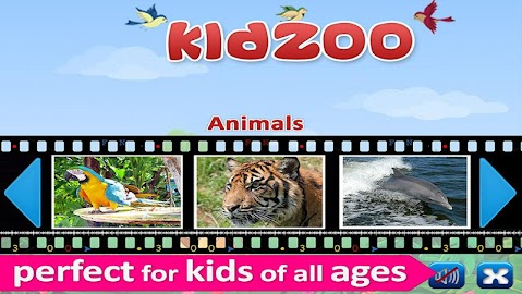 Kids Zoo,Animal Sounds & Photo Screenshot 27