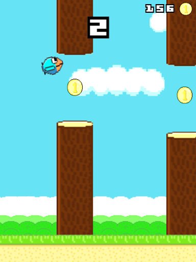 Tiny Bird – Flappy Adventures