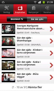 BAUHAUS Sverige - screenshot thumbnail