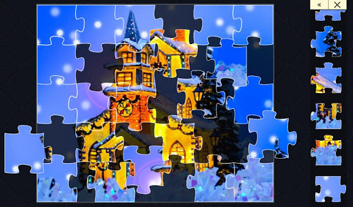 Jigsaw Puzzles Christmas Games