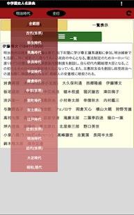 中学歴史人名事典 - náhled