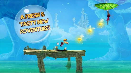 Rayman Fiesta Run Screenshot 30