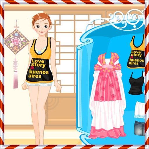 玩休閒App|韩国女孩装扮免費|APP試玩