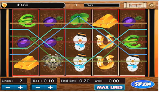 Hot Vegas casino Slot -HD - screenshot thumbnail