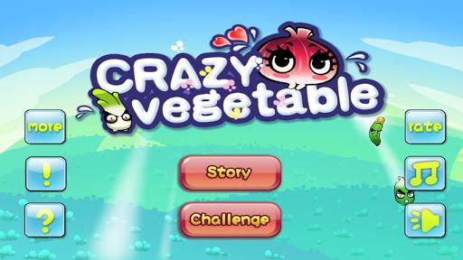 Crazy Vegetable