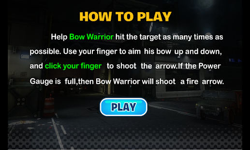 Bow-Warrior 4