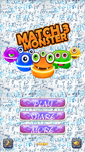 Flurry Monster Match 3